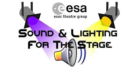 Sound & Lighting Workshop tickets