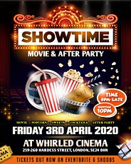 Showtime - Movie & After Party tickets