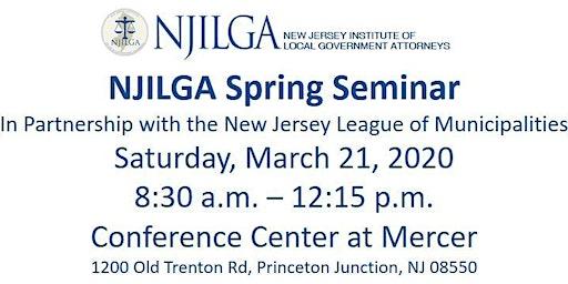 NJILGA Spring Seminar