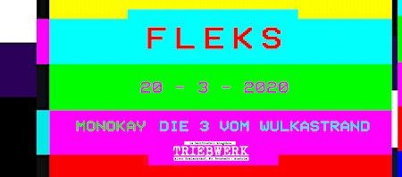 FLEKS - COLOR TV TOUR 2020 - live at Triebwerk Wr. Neustadt