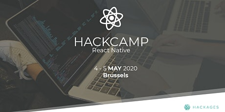 HackCamp Introduction to React Native tickets