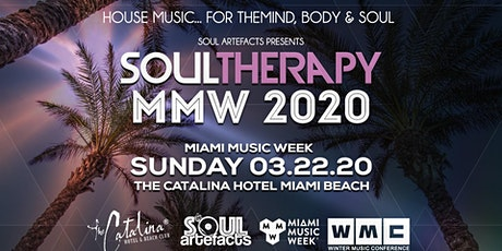 SOULArtefacts | SOULTherapy MMW 2020 tickets