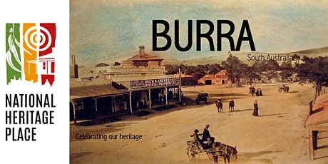 175 years of Buildings & Business in Burra tickets