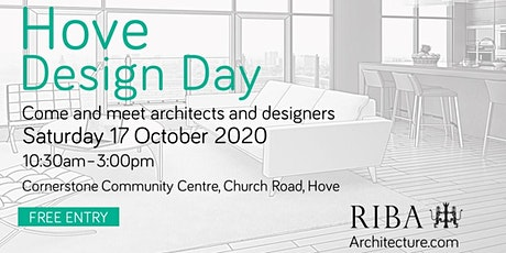Hove Design Day 2020 tickets