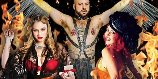 BODY HEAT BURLESQUE REVUE