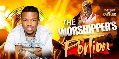 The  Worshipper's Portion 2020  with Kelontae Gavin tickets