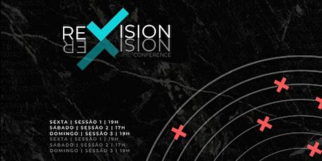 ReVision Conference - Vida Jovem Curitiba ingressos