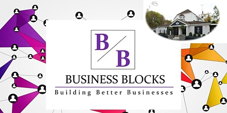 BUSINESS BLOCKS NETWORKING EVENT  AUGUST 2020, Chigwell tickets