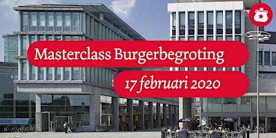 Masterclass Burgerbegroting 2020
