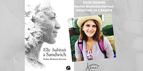 Book Signing with Author Pauline Mouhanna Karroum tickets
