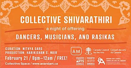 Collective Shivarathiri tickets