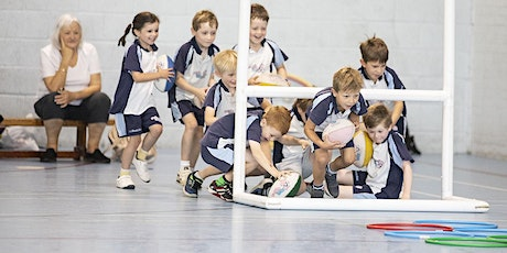 FREE Rugbytots taster sessions Fareham Academy tickets