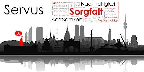 Open Office SPECIAL: Servus Sorgfalt! Tickets