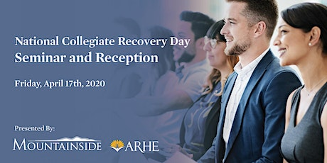 NYC Collegiate Recovery Seminar and Reception tickets