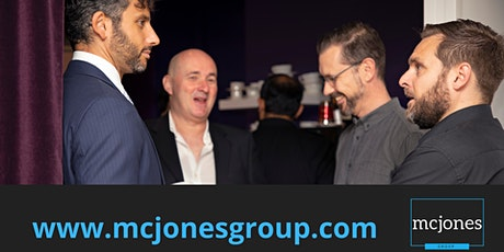 City of Business Professionals - 'Let's Talk Business & Mingle' tickets