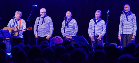 Port Sunlight Sea Dogs: Shanties and Songs of River & Sea tickets