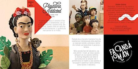 Plastilina Addicted - Modellazione tridimensionale biglietti