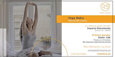 Yoga Nidra - Práctica de Meditación Guiada.