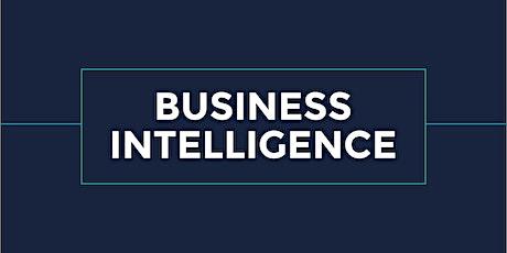 Lunchföreläsning: Business Intelligence tickets
