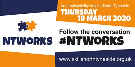 NTWorks - An Employability Day for North Tyneside tickets