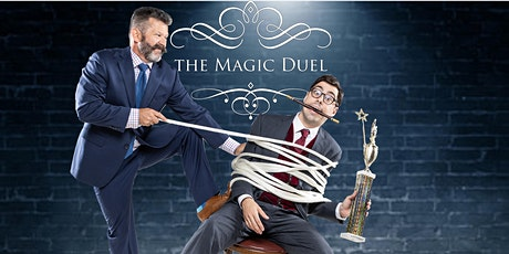3/28 8PM Magic Duel Comedy Show at The Mayflower Hotel tickets