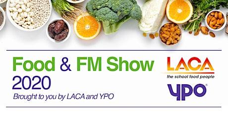 Food & FM Show 2020  tickets