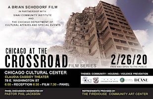 Chicago at the Crossroad Film Series - Chicago Cultural Center