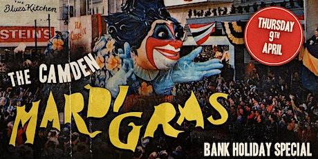 Mardi Gras: No Limit Street Band tickets