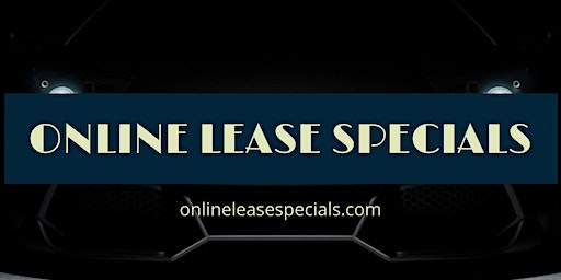 NYC AND NJ'S BEST AUTO ONLINE LEASE SPECIALS