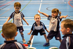 FREE Rugbytots taster at Richard Tauntons College,