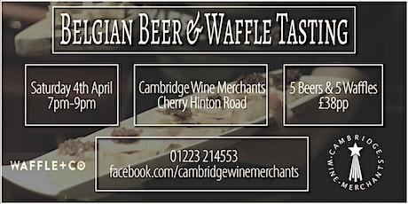 Belgian Beer & Waffles! (CH) tickets