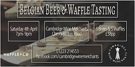 Belgian Beer & Waffles! (CH)