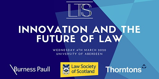 Innovation and the Future of Law