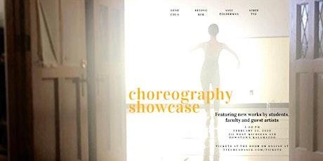 2020 Choreography Showcase tickets