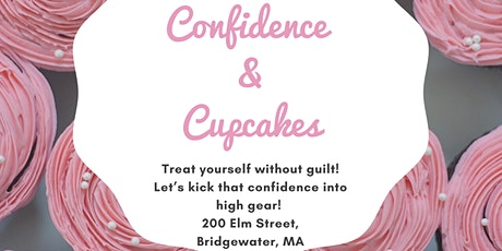 Confidence & Cupcakes with Tiffany Rice and Jackie Robbins  tickets