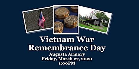 National Vietnam War Veterans Day tickets