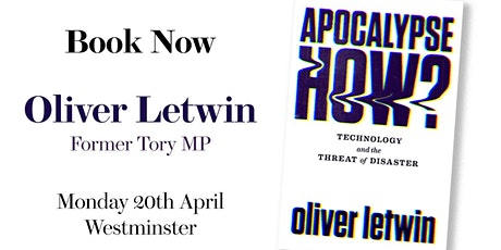 Prospect Book Club - Oliver Letwin tickets