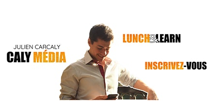 Lunch&Learn - Marketing - Stratégie de contenu billets