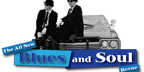 The All New Blues & Soul Revue @ The Circus tavern tickets