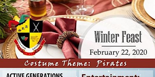 2020 Winter Feast Fundraiser