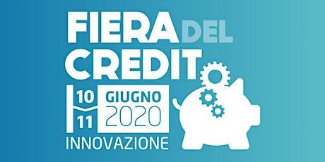 Fiera del Credito 2020 - INNOVAZIONE biglietti