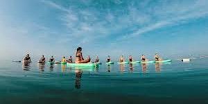 SUP Yoga - Cascais