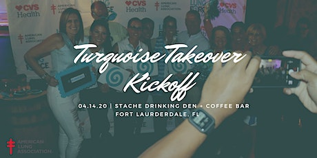 2020 Turquoise Takeover Kickoff Party tickets
