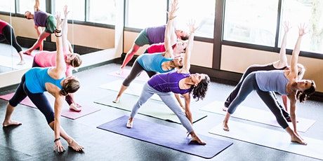CANCELED: FITNESS:Intro to Pilates tickets