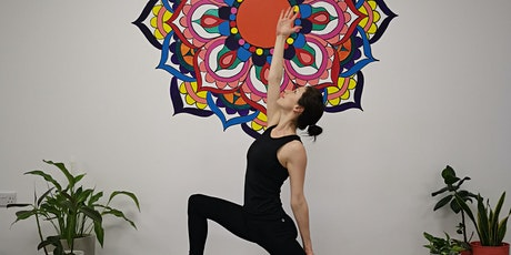 Monthly Runners Yin / Yang Yoga tickets