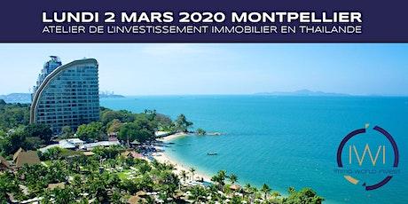 Les ateliers de l'investissement le 2 Mars 2020 à Montpellier billets