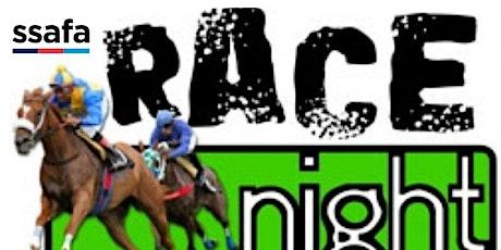 SSAFA In Service Committee Race Night tickets