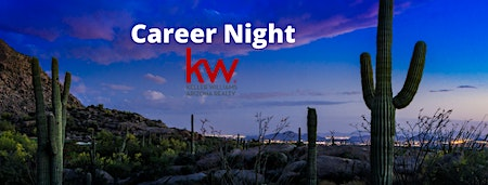 Keller Williams Arizona Realty Career Night!