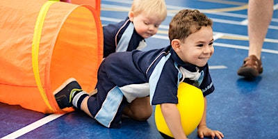 FREE Rugbytots taster sessions in Whiteley