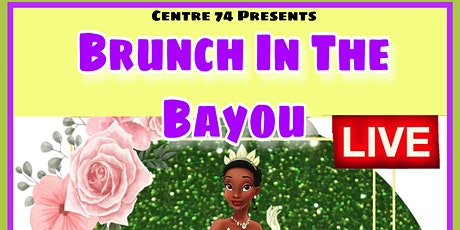 Brunch in The Bayou With Princess Tiana tickets